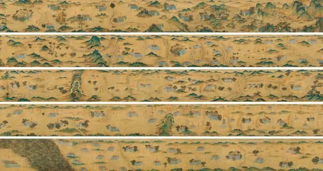 朱绍良:明《丝路山水地图》考