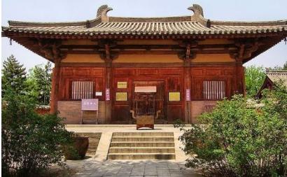 中国现存50座木结构古建筑