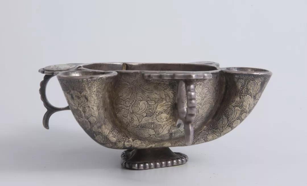 粟特银器里的文化交融史