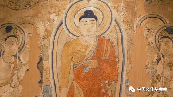 敦煌的佛教刺绣艺术