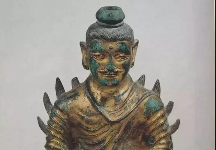 敦煌唐以前艺术主要受南京影响(一)