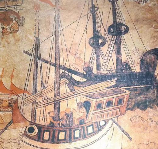 胡春涛:泰国拉达纳哥信时代壁画中的 华人生活图景与中国元素