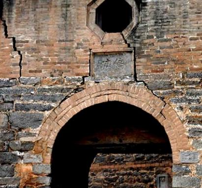 山寨式古建筑群——河北涉县刘家寨