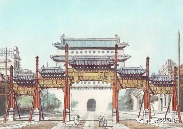 中国 · 牌楼,千年沉淀之美